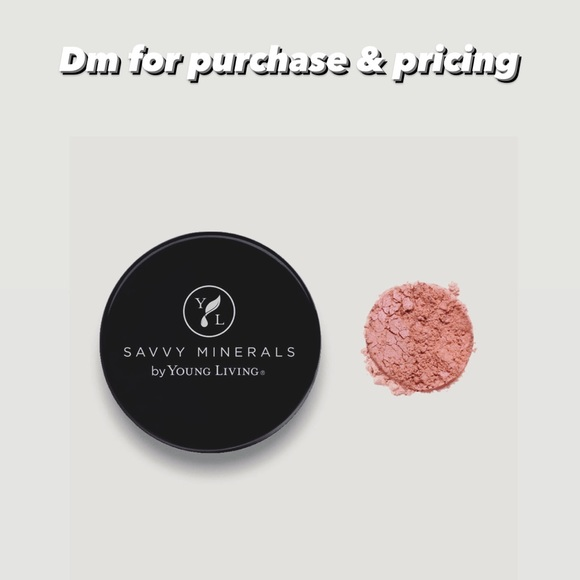 Young Living Savvy Minerals - Blush